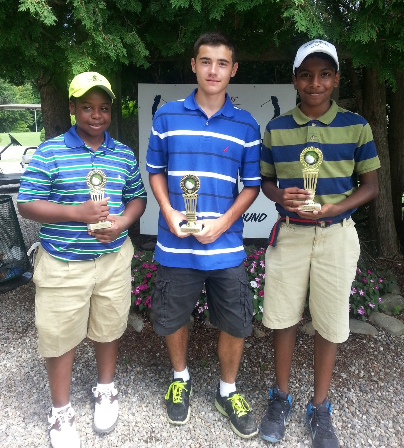 Junior Golf Academy 2014