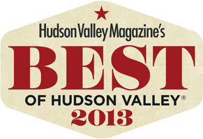 Best of Hudson Valley 2013 Logo
